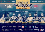 Night of Warriors Liberec