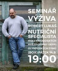 Seminář s R. Lukášem - výživa