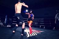 Mudroch team Praha - muay thai, kickbox zápasy