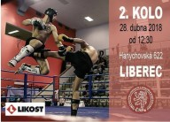 ČSFU liga K-1 28. dubna 2018
