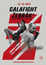 Galafight Žebrák - zápasy thaibox, Mudroch team Praha