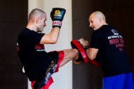 Tréninky thaibox, kickbox - Praha 5, Smíchov