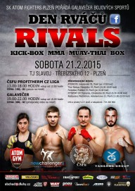 Thai box, kick box, Praha 5 - Smíchov