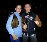 Trénink muay thai - thaibox - thajský box, kickbox Praha 5, Smíchov