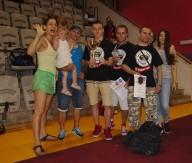Máme zlato a další kovy z MČR v kickboxu!