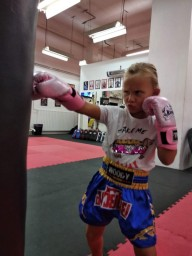 Dětský kickbox - nábor