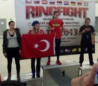 Ringfight - mezinárodní pohár v muay thai