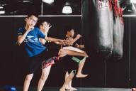 Nábor dětí - dětský kickbox