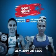 Fight night Bratislava