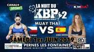 Francie 2019, La Nuit du KBP 2