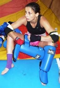 Tréninky thaibox - muay thai, kickbox Praha 5, Smíchov