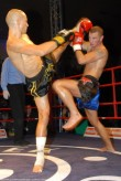Thai box - thajský box - muay thai - kickbox tréninky, Praha 5 Smíchov